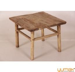 Beistelltisch aus Alt Holz