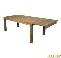 Teak Tisch